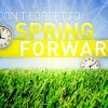 Holiday #24 -Spring Forward this Weekend!