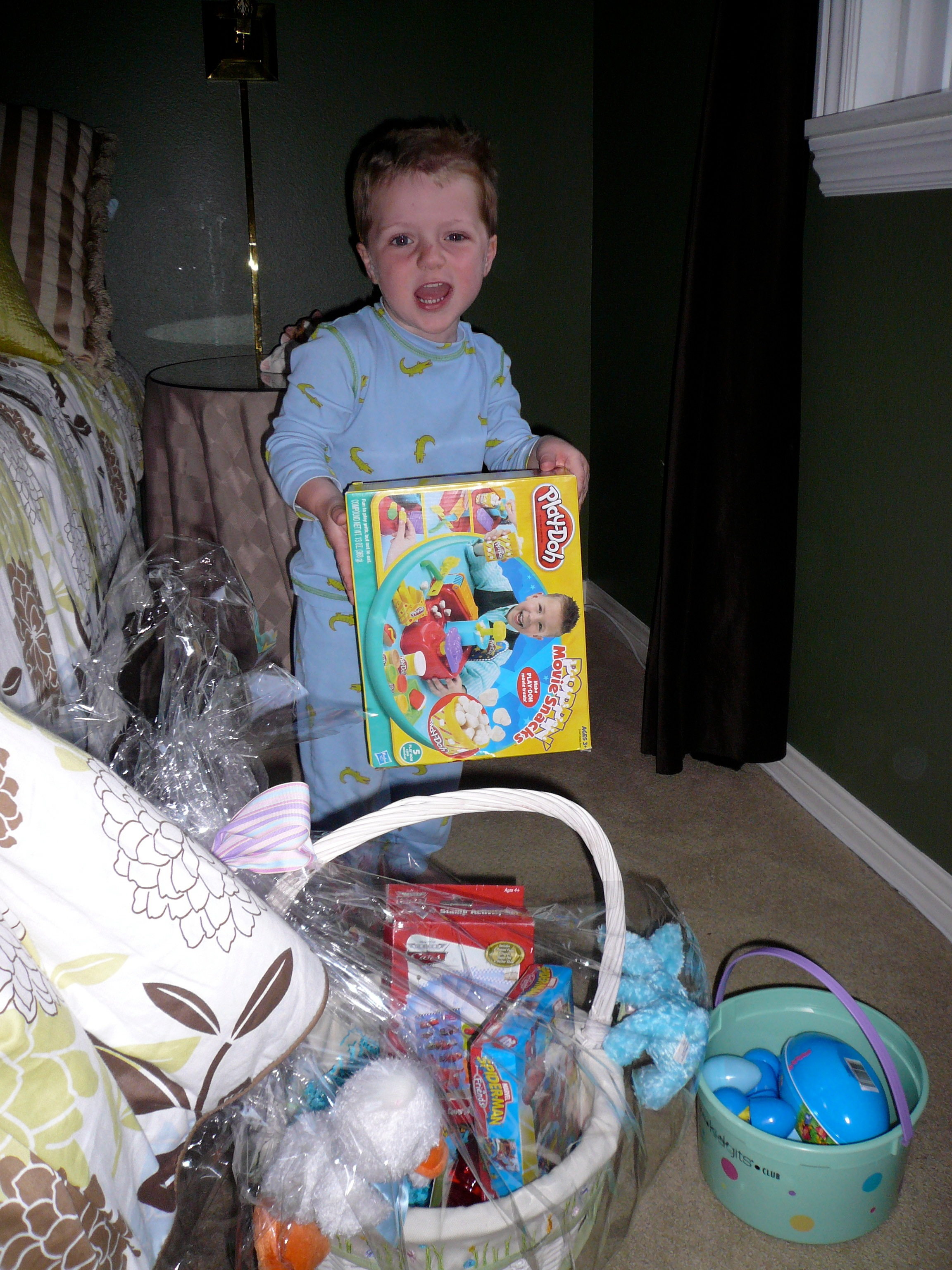 ward easter basket