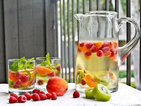 fruit-in-water