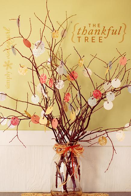 Thankful+Tree