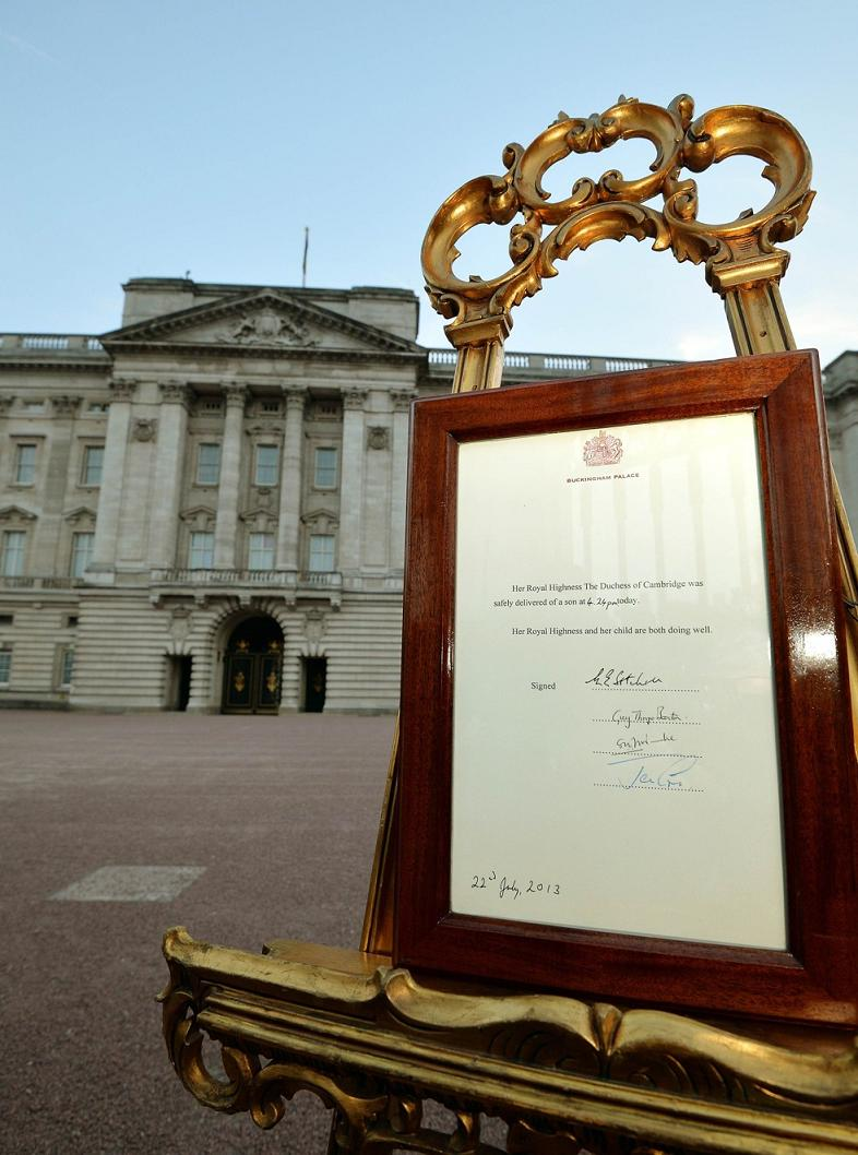 Royal Baby News – Royal Family Baby Announcement