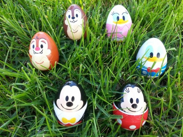 Disney's Egg-sperience!